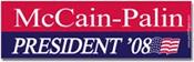 McCain-Palin for President