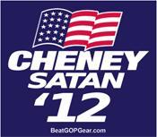 """Cheney-Satan '12"""