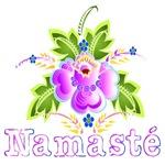 Namaste' Purple Bouquet