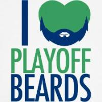 Canucks Playoff Beards
