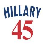Hillary 45