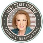 Elect Carly Fiorina
