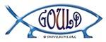 Darwin Fish? No its a Gould Fish