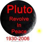 Pluto - Revolve in Peace