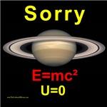 e=mc² U=0