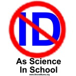 Just say no to ID as science in our schools