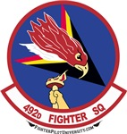 492nd Fighter Squadron
