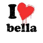 I heart bella