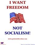 I Want Freedom