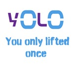 Yolo You only lifted once