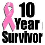 10 Year Survivor Design 1