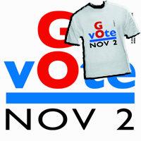 Go Vote NOV 2 Gear