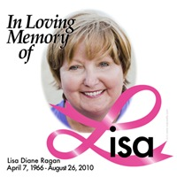 Lisa's Personalized Breast Cancer Gifts