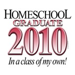 2010 Homeschool T-shirts and gifts