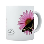 Butterflies and Flowers (small mugs)