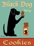 Black Dog Cookies