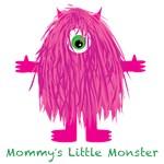 Mommy's Little Pink Monstern