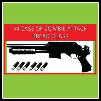 In Case of Zombie Emergency