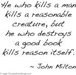 Milton on Books