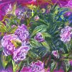 Pink Pastel Camellia Flowers