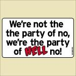 The Party of Hell No!