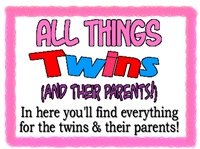 All Things Twins (And Their Parents!)!