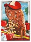 Potato Boy, Accidental Cannibal