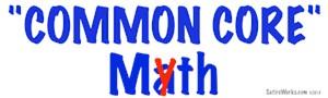 Common Core Myth