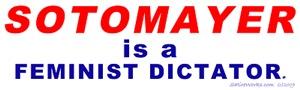 Sotomayor Dictator