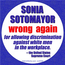 Sotomayor Wrong