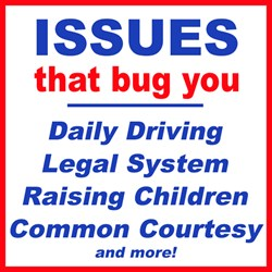 Issues That Bug You