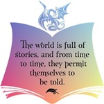The world is full of stories