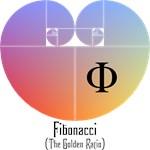 Fibonacci Hearts (Golden Ratio)