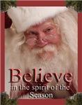 Believe in the spirit