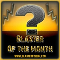 Blaster of the Month