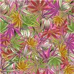 Camomoto Marijuana Fabric #1
