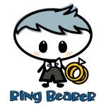 Ring Bearer Boy