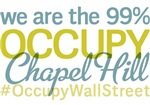 Occupy Chapel Hill T-Shirts