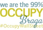 Occupy Braga T-Shirts
