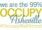 Occupy Asheville T-Shirts