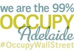 Occupy Adelaide T-Shirts