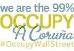 Occupy A Coru?a T-Shirts