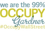 Occupy Gardner T-Shirts