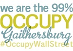 Occupy Gaithersburg T-Shirts