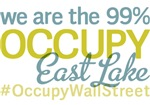 Occupy East lake 37407 T-Shirts