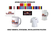 Afghanistan Campaign Veteran