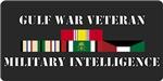 Army Military Intelligence Units Gulf War