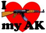 I Love My AK