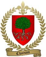 CHAISON Family Crest