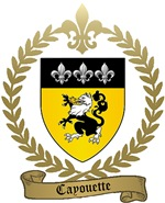 CAYOUETTE Family Crest